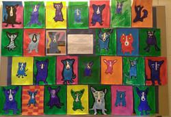 5th Grade - Blue Dog