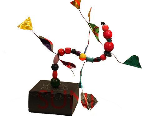 Mr. Brandt's Class - Madelynn (Sculpture)