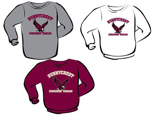 Crewneck Sweatshirt (Youth Sizes)