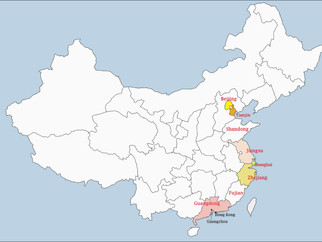 Guangdong – The Largest Single Imported Wine Market in China ? A Guide to International Wine Markete