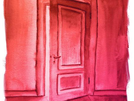 Quand une porte s'ouvre...