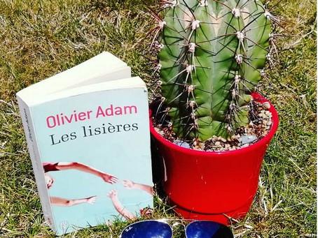 Ma première fois avec Olivier Adam !