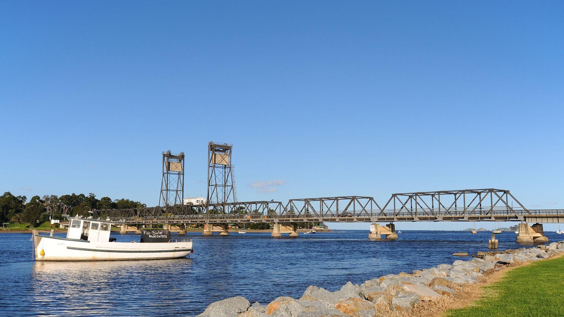 Clyde River, Batemans Bay