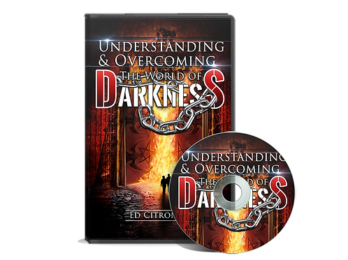 Understanding & Overcoming The World of Darkness DVD