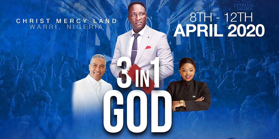 NIGERIA - 3 IN 1 GOD