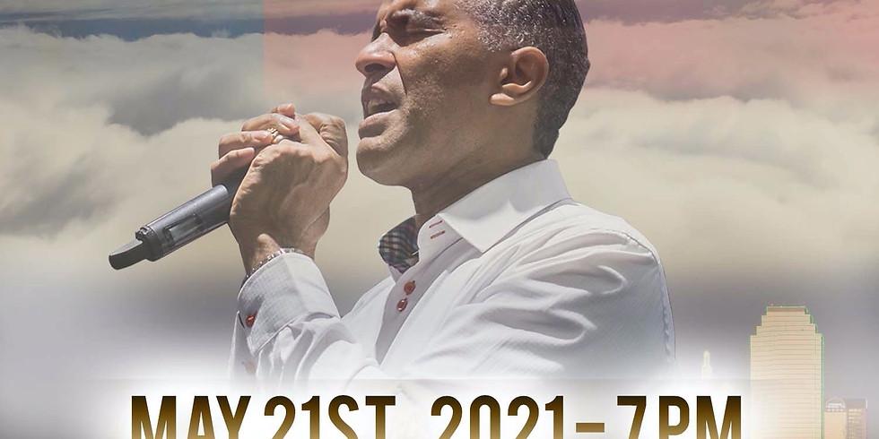 DALLAS, TX - Prophetic Release Service
