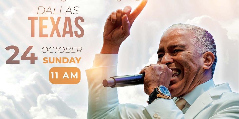 DALLAS, TX - PROPHET ED CITRONNELLI - Sunday of Testimony  Service