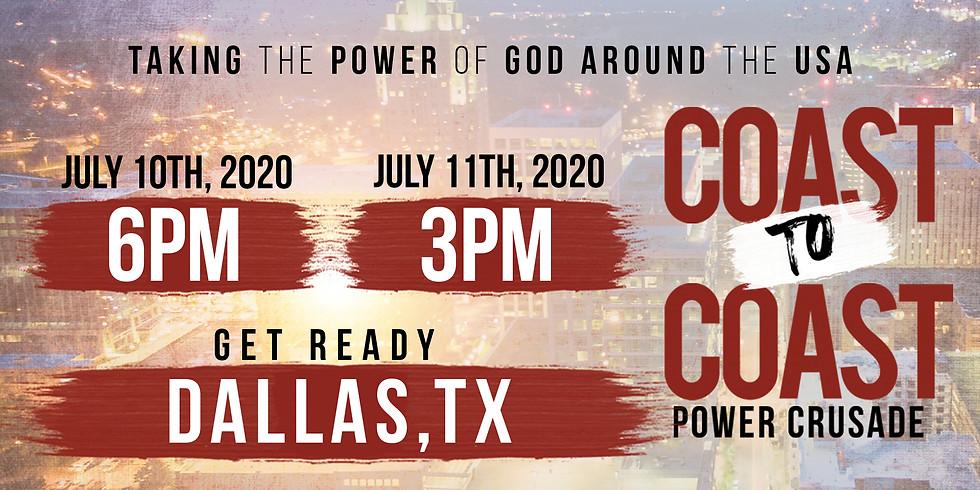 DALLAS, TX - COAST TO COAST (1)