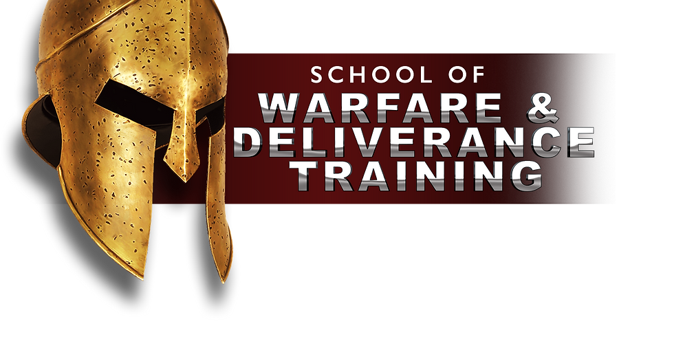 PAY PER VIEW - School of Warfare & Deliverance Training (SWAT) ADVANCED