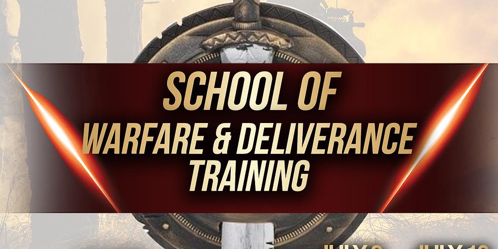 DALLAS, TX - School of Warfare & Deliverance Training (SWAT) Level 1