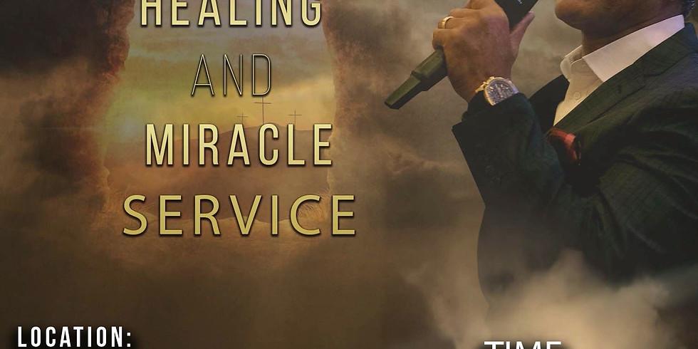NEW YORK - Resurrection, Healing & Miracle Service