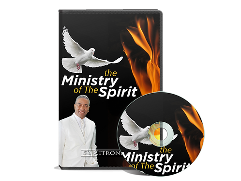 The Ministry of the Holy Spirit CD