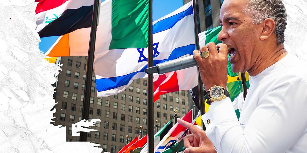 NEW YORK, NY- PROPHET  ED -International Missions Sunday