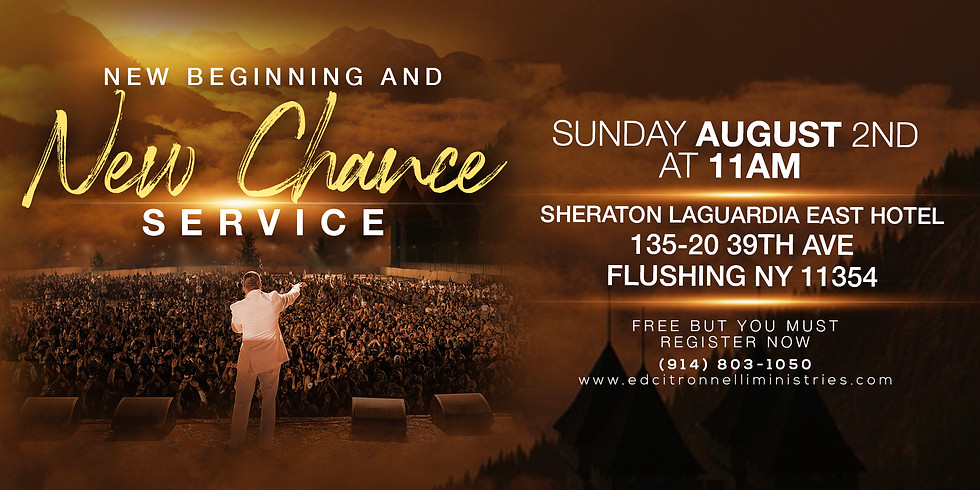 NEW BEGINNING AND NEW CHANCE SERVICE