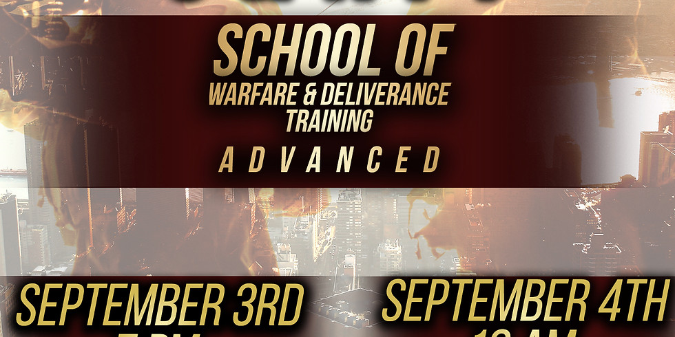 NEW YORK, NY - ADVANCE SCHOOL OF SWAT (Warfare Training)