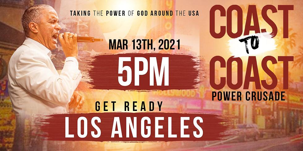 LOS ANGELES - COAST TO COAST