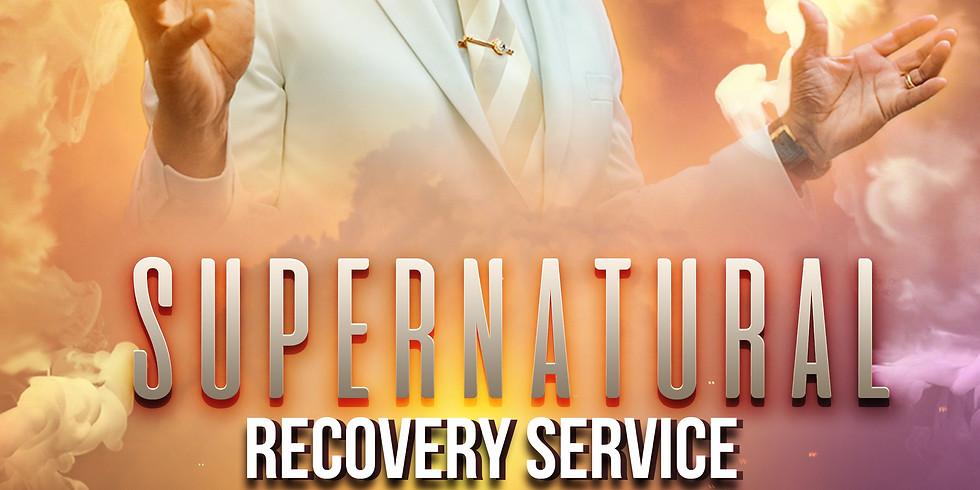 NEW YORK, NY - Supernatural Recovery Service