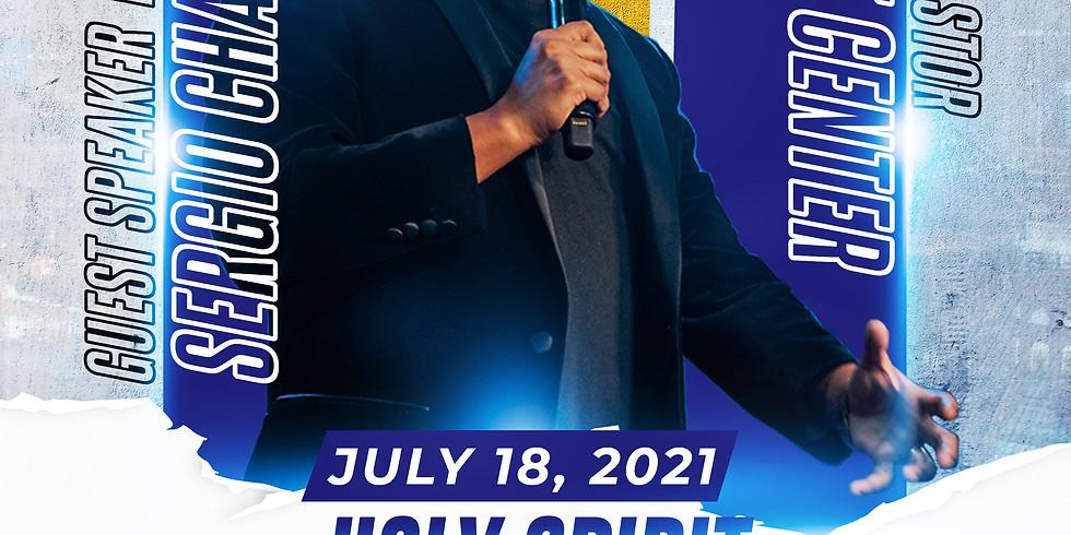 NEW YORK, NY - Holy Spirit Power & Solution Sunday