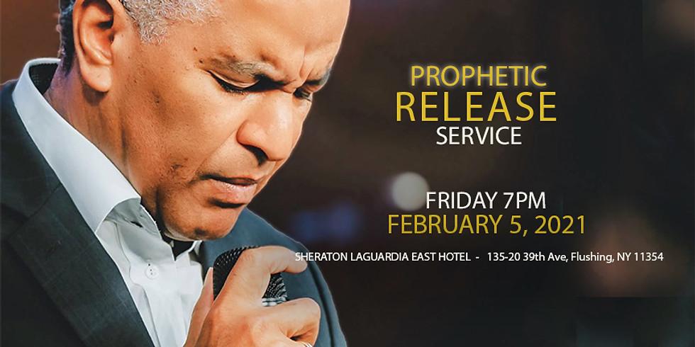Prophetic Release Service (New York)