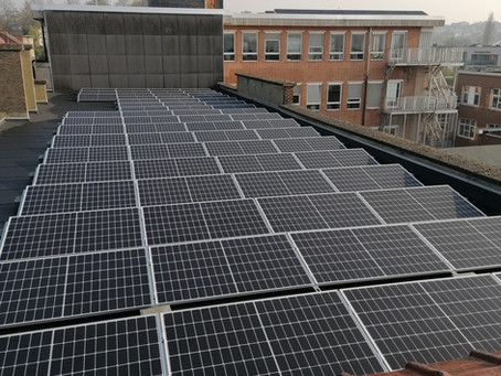Photos Panneaux photovoltaïques