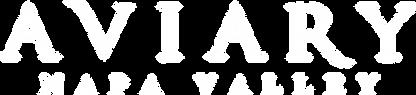Aviary Napa Valley Logo White.png