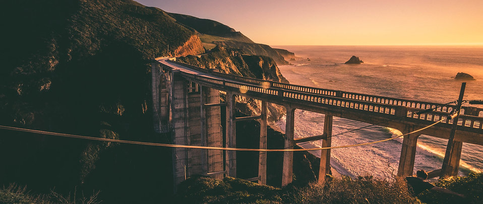 Bixby Bridge - Monterey County, California