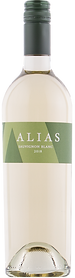 2018 Alias Sauvignon Blanc - Bottle Shot
