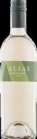 2018 Alias Sauvignon Blanc - Bottle Shot