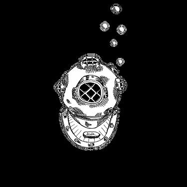 Diver Boy Helmet