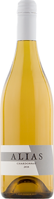 2018 Alias Chardonnay - Bottle Shot