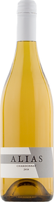 2018 Alias Chardonnay - Bottle Shot