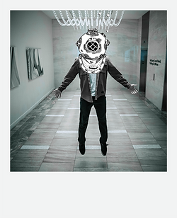 The Diver Polaroid - Levitate