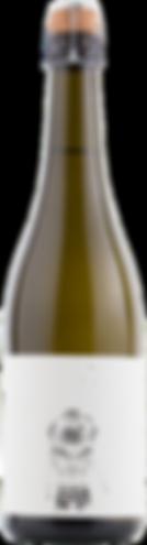 The Diver Brut - Wine Bottle Shot