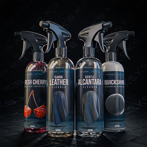 Interior Cleaning Bundle