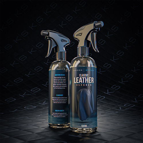 Classic Leather Cleaner