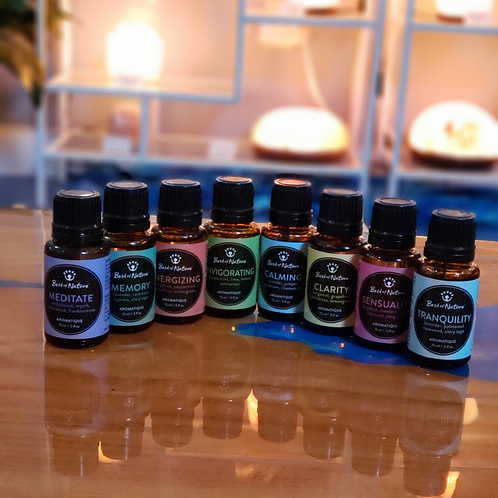 Essential Oils - Blends