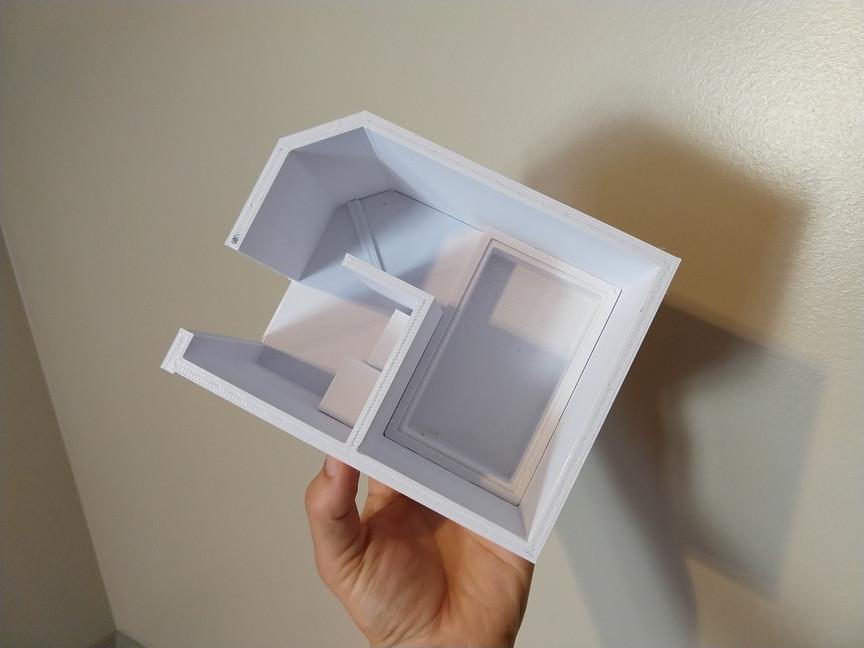 3D Printed Float Room