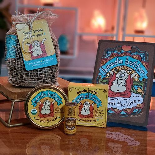 Booda Butter - Eco Gift Set