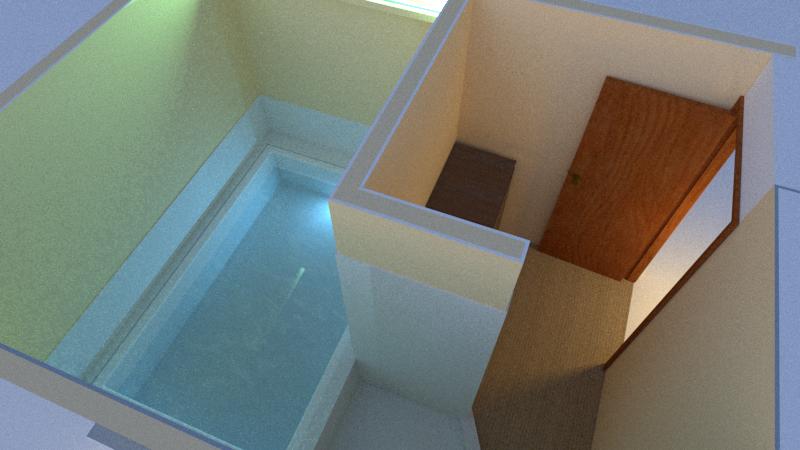 Cabin Float Room 1