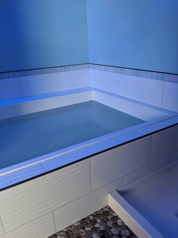 Open Float Room