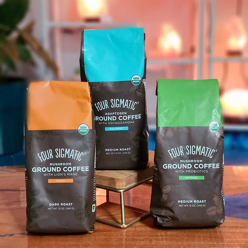 Four Sigmatic Superfood Coffee