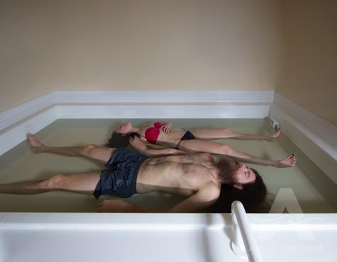 Couples-Float
