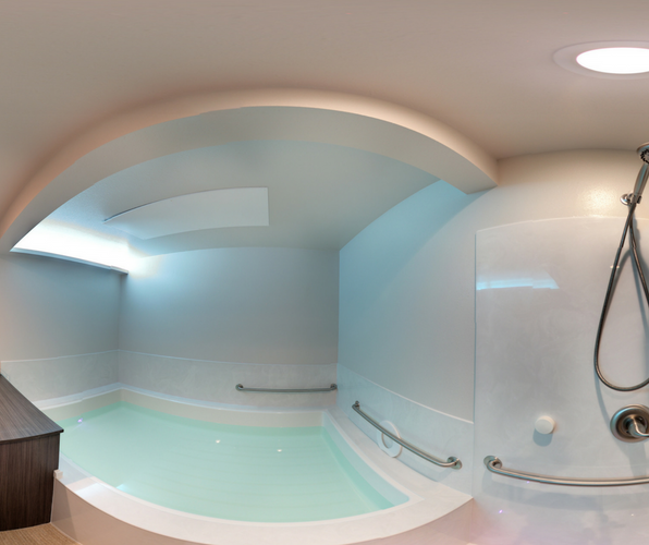 Open Float Room Panorama