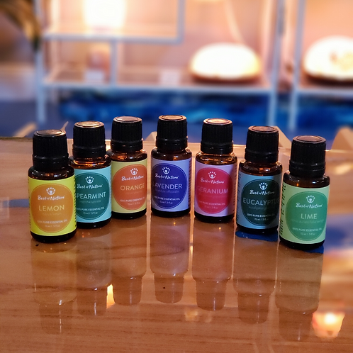 Essential Oils - Single Notes