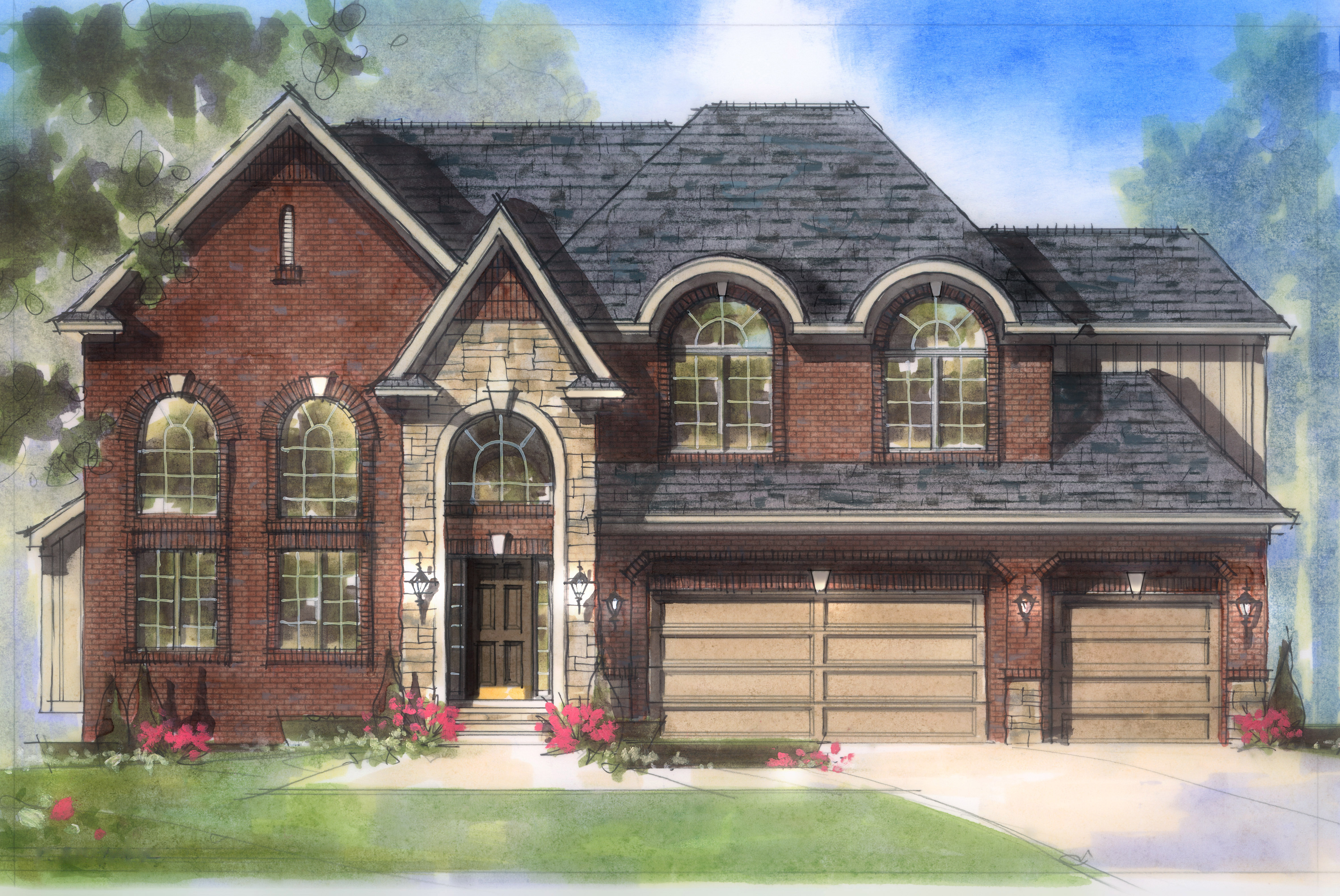 New Homes For Sale, The Grand River