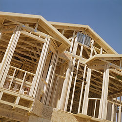 New Homes For Sale (Carpentry Stage)