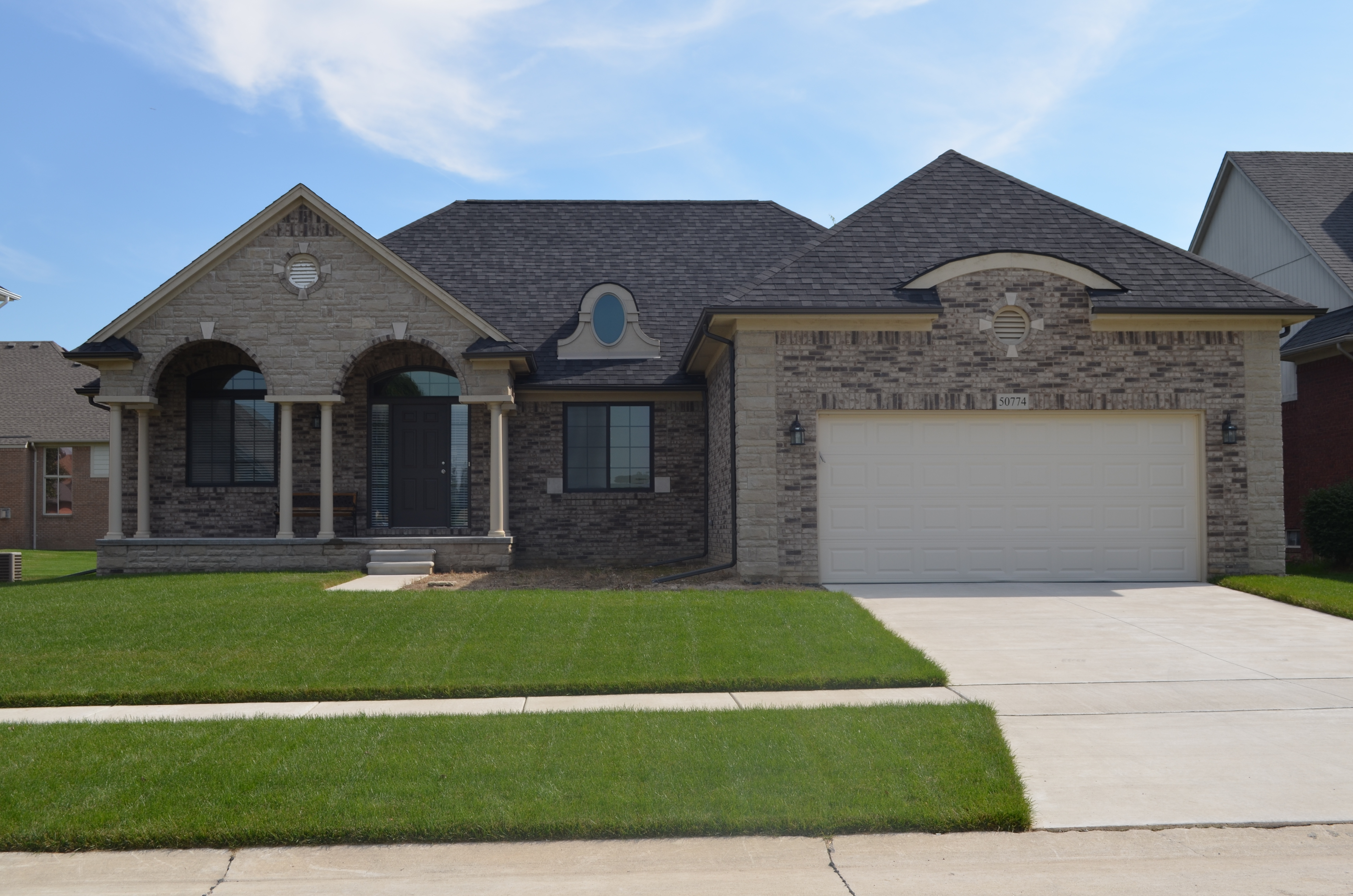 New Homes For Sale, Chestnut R. ele