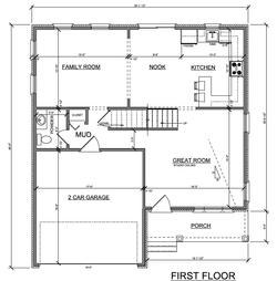 New Homes For Sale, Roseville C, 1st