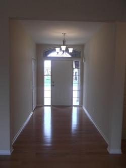 New Homes For Sale, Chestnut R.Foyer