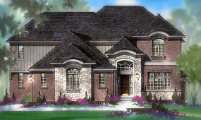 New Homes for sale, (The Imperial Colonial Style Home)